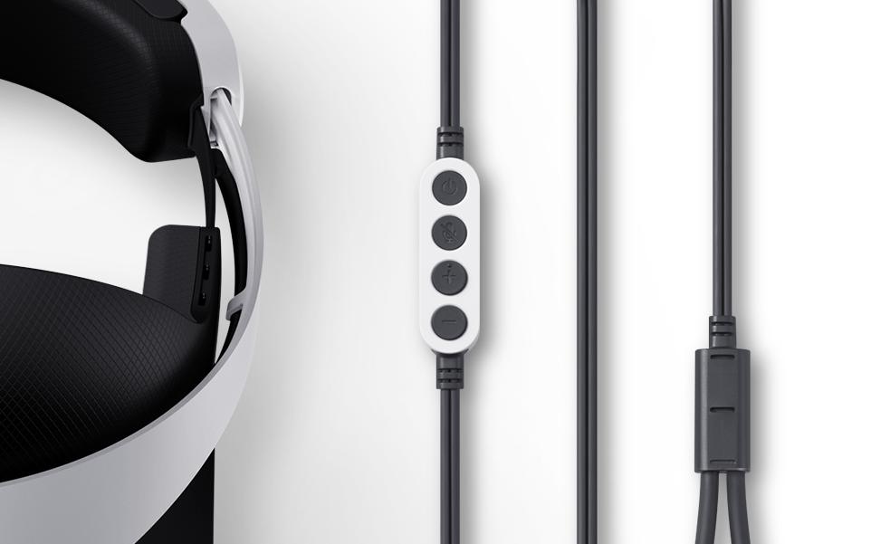 PSVR-remote - PlayStation VR 体验