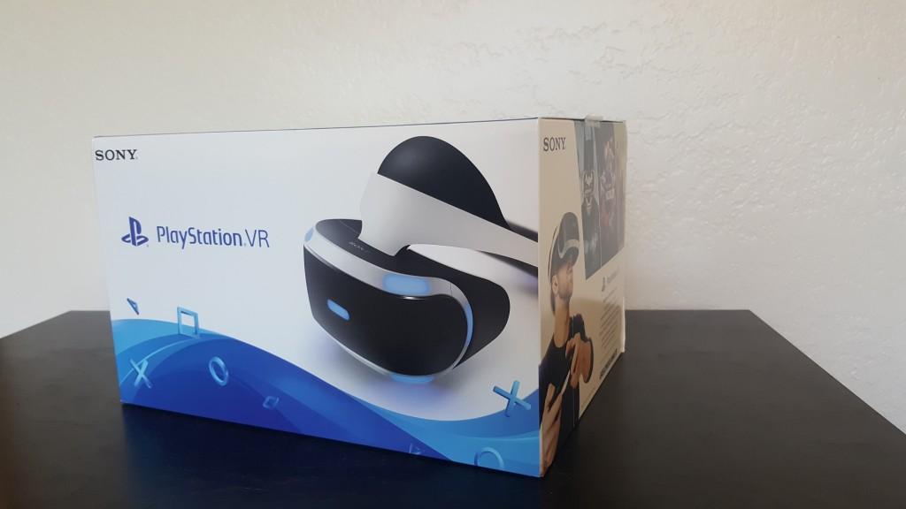 PlayStation VR 体验 - PlayStation VR 体验