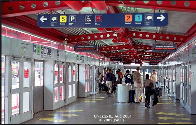 chicago-airport-11 - 美国航空芝加哥机场转机全攻略