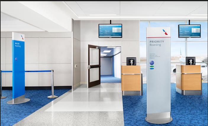 chicago-airport-3 - 美国航空芝加哥机场转机全攻略