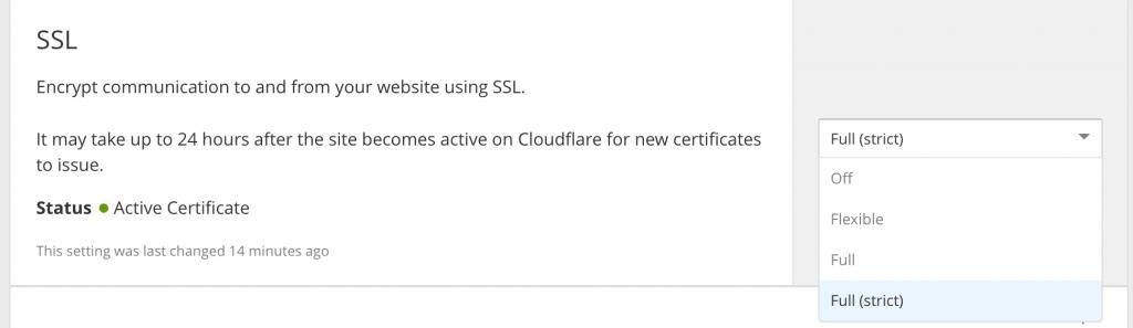 cloudflare免费https证书制作教程 - cloudflare免费https证书制作教程