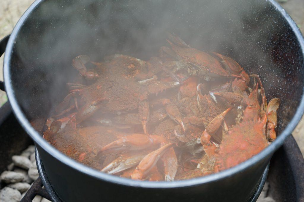 华盛顿特区吃螃蟹大法 - 华盛顿特区吃螃蟹大法