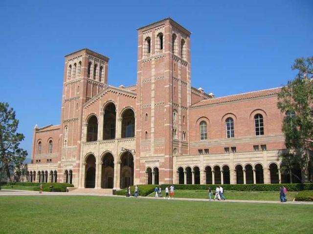 美国人眼中加州几个学校的区别