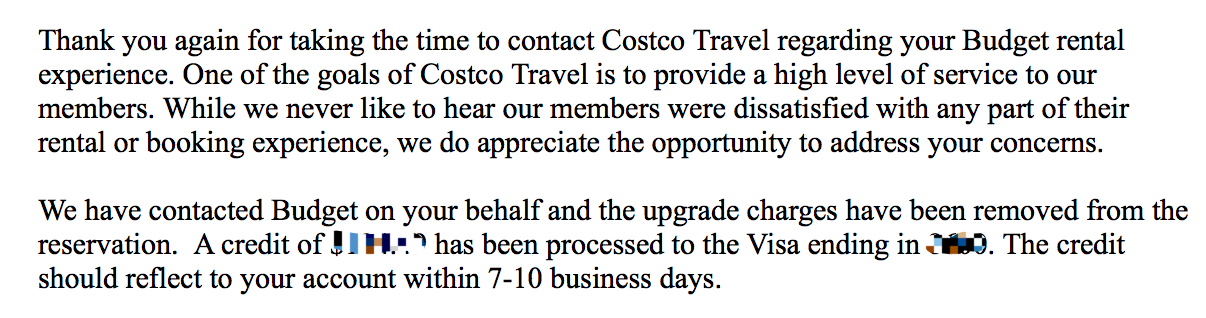 WX20181106-145948@2x - Costco租车乱扣费并最终申请到退款的经历(信用卡及Costco官方)