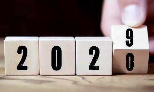 一年又一年——2020 十年!插图