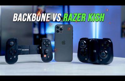 手机外设手柄对比:Backbone vs Razer Kishi插图